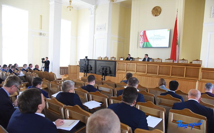 Как будет развиваться город, обсуждают в Барановичах
